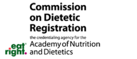 commision on dietetic registration.